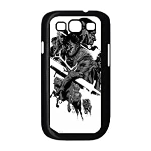Game Of Thrones Art Samsung Galaxy S3 9300 Cell Phone Case Black&Phone Accessory STC_987463