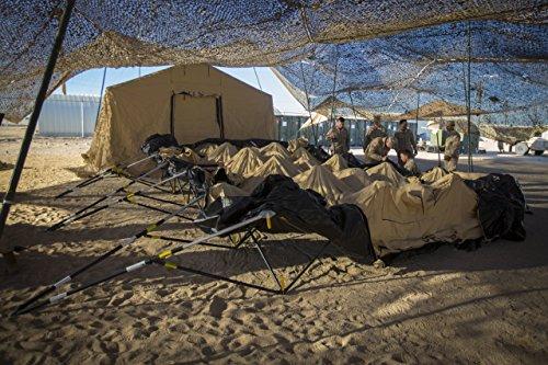 Home Comforts U.S. Marines assigned to 4th Marine Regiment u