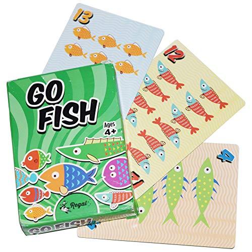 Regal Games Classic Card Games (Go Fish)