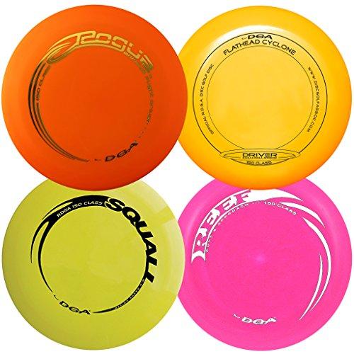 DGA Disc Golf Set – Beginner 4 ()
