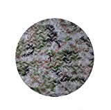 ZLZMC Digital Camouflage Net Thicken for Outdoor Hunting Shooting Hidden Halloween Decoration/Optional Size (Size : 6m6m)