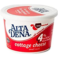 Alta Dena Cottage 4% Cheese Small Curd, 16 oz