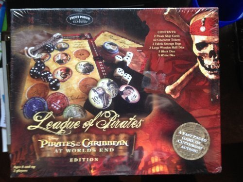 League of Pirates by Front Porch Classics
