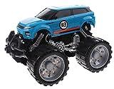 UMKYTOYS Large Friction Powered Monster Car Truck Toys For Boys Jam