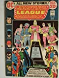 Justice League of America Comic Book (The Unknown Soldier of Victory, 100)