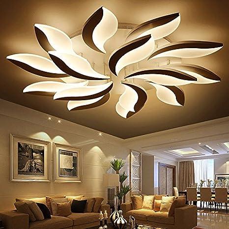 TIANLIANG04 Iluminación De Techo Salón Lámpara Led,Lámpara ...