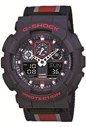 Casio G-shock Watch Military Color Series GA-100MC-2AJF Men