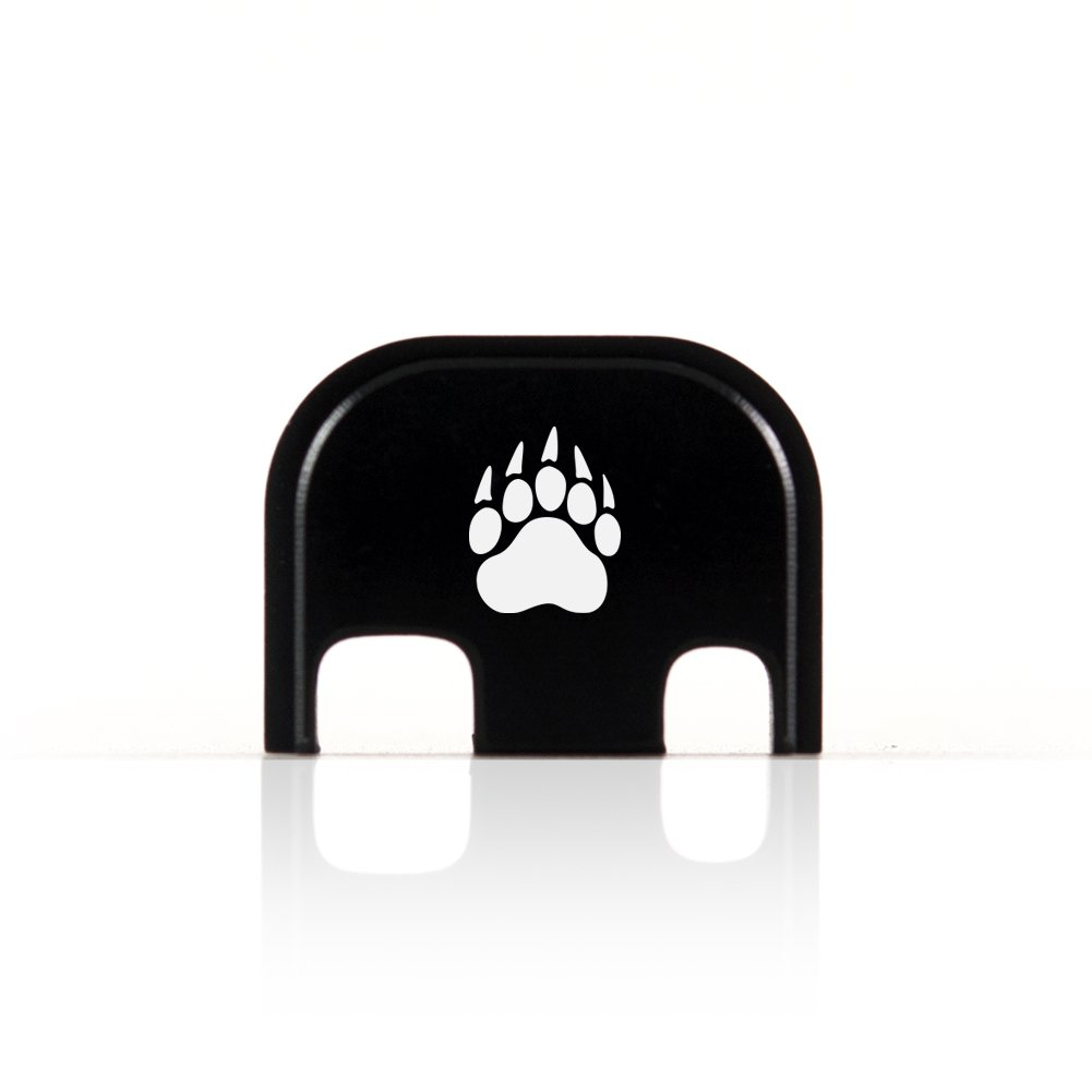 Bear Claw Rear End Cover Back Slide Plate for Glock grizzly outdoors