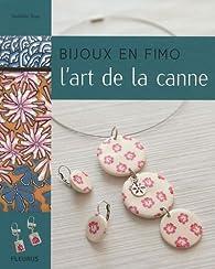 Bijoux en Fimo, l'art de la cane par Mathilde Brun