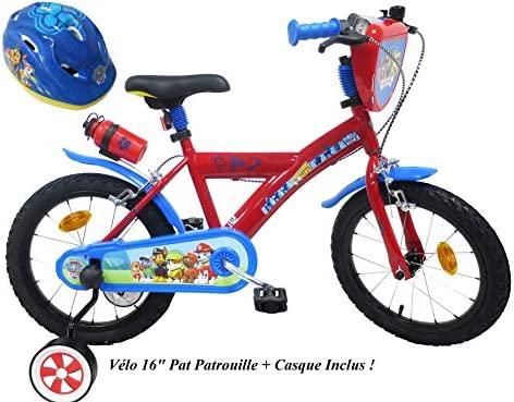 EDEN-BIKES - Bicicleta de 16 Pulgadas para jardín con ...