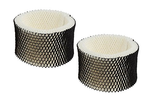 Ximoon 2 Pack Holmes HWF62 Humidifier Filter Replacement for Holmes Models HM1701, HM1761, HM1300 & HM1100; Compare to Part # HWF62, HWF62D