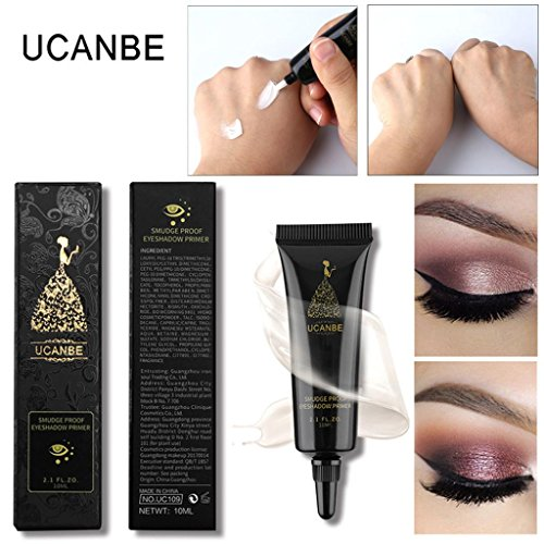 - Fullfun UCANBE Eye Concealer Primer Potion Eyeshadow Base for a Perfectly Primed Eyelid