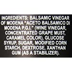 Roland Foods Balsamic Glaze, 12.9 Ounce (Pack of 2) 13 Made from fine quality balsamic vinegar from Modena, it is slowly reduced to a nicely balanced thickened sauce Consistent in flavor, texture, and color, this glaze is a time saver for all chefs Use as a garnish, for entrees, and to create attractive plate designs