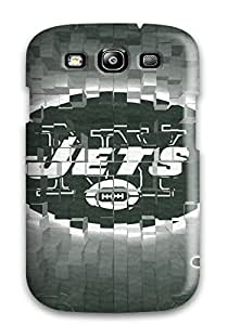 (pHKnDLF3467aQsyF)durable Protection Case Cover For Galaxy S3(new York Jets )