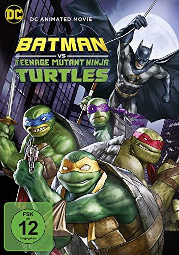 Batman/Teenage Mutant Ninja Turtles [Alemania] [DVD]: Amazon ...