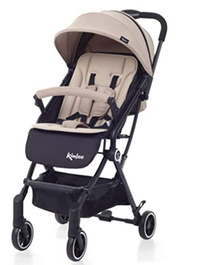 MINISU Infantil Cochecito de bebé al Aire Libre Plegable, portátil ...