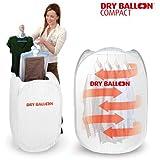 Thermic Dynamics Dry Balloon Compact Sèche Linge portable en nylon Blanc, 50x 48x 90cm