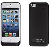 iPhone5/5s用4200mAh大容量バッテリー内臓ケース パワーケース (白)