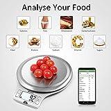 Senssun Nourish Digital Kitchen Food Scale with