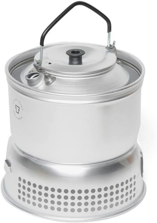Trangia Set de hornillo 27-6 de Aluminio Ligero Antiadherente ...