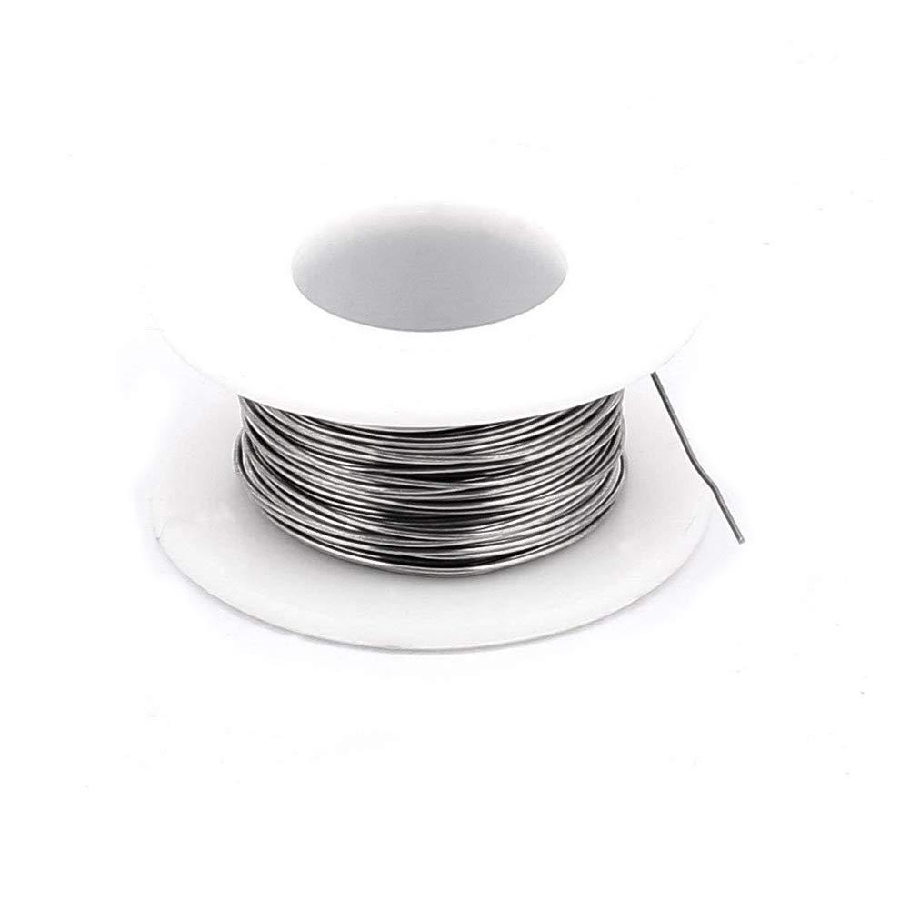 CDKJ 10m 24 N/íquel AWG alambre resistente al calor alambre de resistencia de n/íquel