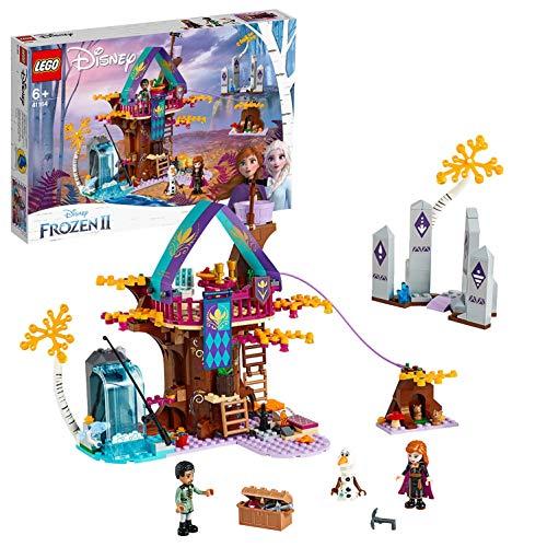 레고(LEGO) 디즈니 프린세스 겨울 왕국2 마법의 트리 하우스 41164