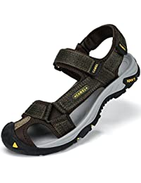Camel Mens Athletic Sandals Sport Outdoor Water Shoes Beach Sandal Waterproof Hiking Sandals for Men