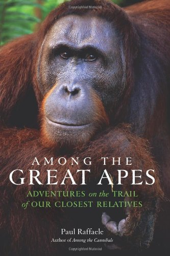 AMONG THE GREAT APES