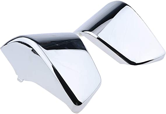 Black Battery Side Fairing Covers Fit for Honda Shadow ACE  VT750CD Deluxe VT750