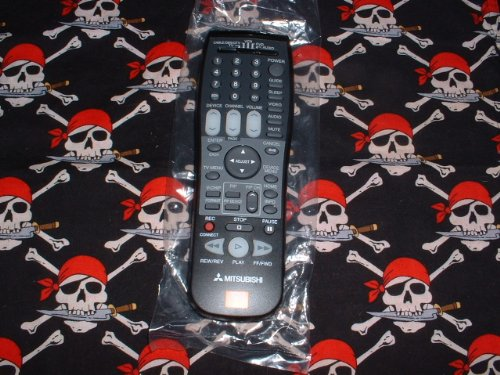 Mitsubishi HDTV Projection TV Remote Control 290P122A10 Supplied - Mitsubishi Tv Remote