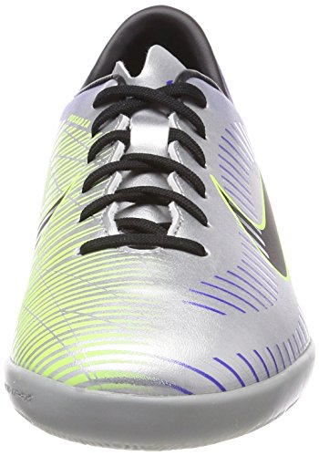 Football Racer Kids' chr Unisex Multicolour NJR Jr Vctry Black 407 Boots Blue 6 Nike Ic MercurialX R8gwqq