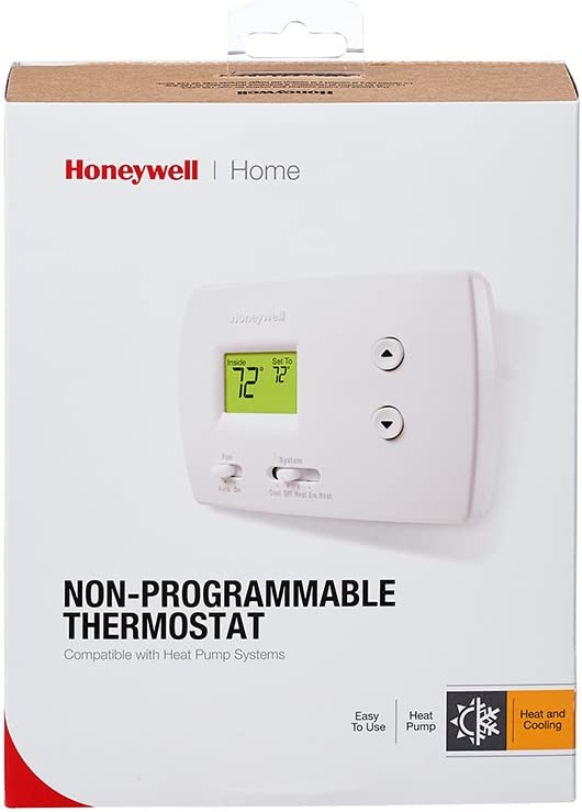 Honeywell Rth3100c Thermostat Wiring Diagram