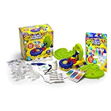Crayola Paint Maker Set with Bonus Refill Pack, Crayola Kids Paint Maker Kit with Crayola Paint Maker Refill Pack, Kids Mixing Paint Creating There Own Paint Colors, Washable Paint, Best Holiday Gift for Kids