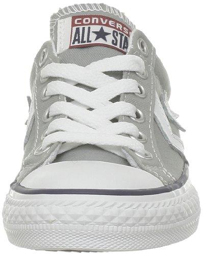 Baskets enfant Star mode mixte Canvas Gris Ox Converse Player Ev x4SX8qOq