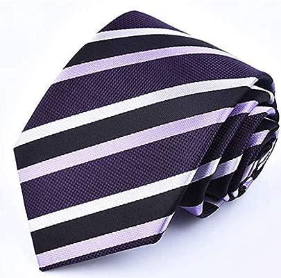 JMB Los Hombres Elegantes clásicos de la Corbata de Seda Compruebe ...