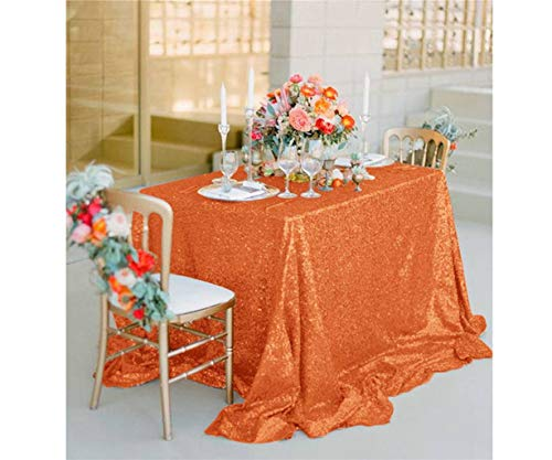 ShinyBeauty Sequin Tablecloth Wedding Party Dinner Decoation 60