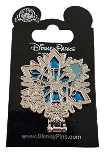 WDW Trading Pin - Frozen Mirror Elsa - Let it Go