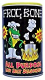 Frog Bone All Purpose Low Salt Seasoning - 8 Ounce Canister