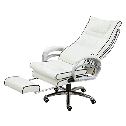 LIULIFE Swivel Chair Computer Chair Luxury Office Chair Ergonomic Executive Gaming Swivel Chair Heavy Duty Home