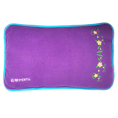 AYUE® 3L Large Warm Bed Hot Water Bottle PVC Water Heating HandbagWarm Water Bag Green Rubber (Home Remedies To Get Rid Of Menstrual Cramps)