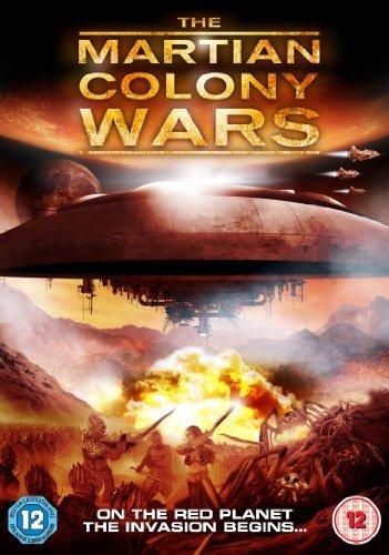 The Martian Colony Wars [Region 2]