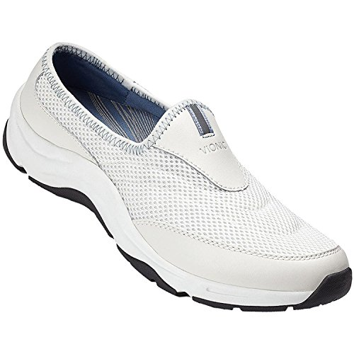 Vionic Women's, Action Heritage Slip on Sneaker White 6 M