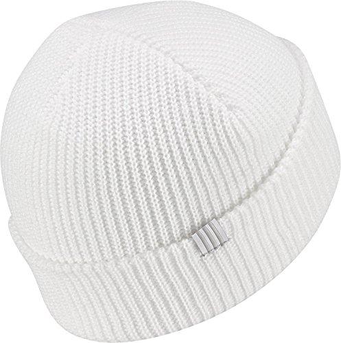 Hombre Gorro blanco Beanie adidas Tonal wx4t6HnS