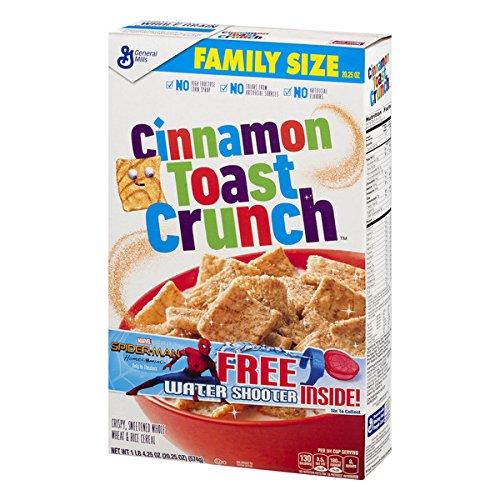 Cinnamon Toast Crunch, 20.25 oz - Crunch Toast Cinnamon Cereal