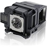 ESolid V13H010L78 Replacement Projector Lamp for Epson ELPLP78 EX3220 EX5230 Pro, Home Cinema 600 VS330, PowerLite 1263W/955W/965/97/98/99W/S17/X17