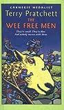 The Wee Free Men, Terry Pratchett, 0756932521