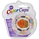 Wilton Cupcake Color Cups Standard Baking Cups, 36-Count