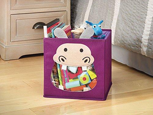 Cute Animal Collapsible Toy Storage Organizer Folding: Fabric Storage Cubes Kids: Amazon.com