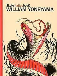 Sketch Tatto Book William Yoneyama
