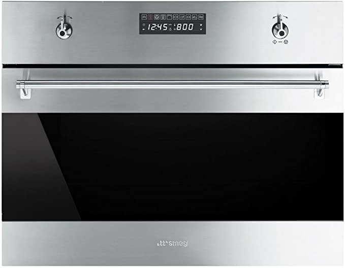 Amazon.com: Smeg su45vcx1 Classic integrado Vapor ...